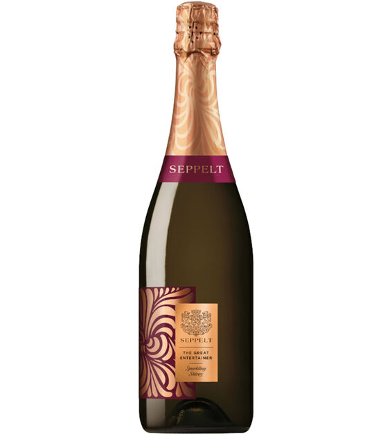 The Great Entertainer Sparkling Shiraz NV