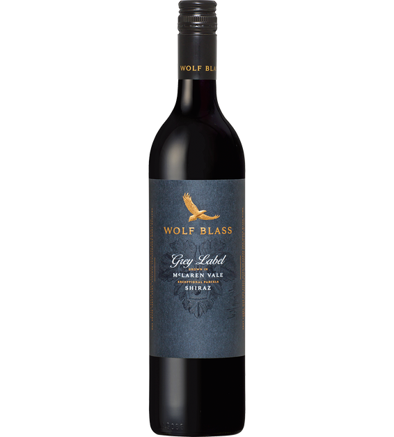 Grey Label McLaren Vale Shiraz 2015