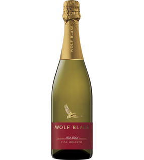 Red Label Pink Moscato NV