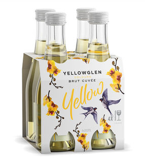 Yellow  NV Piccolos (24 Bottle Case)