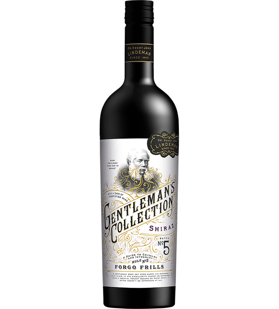 Gentleman's Collection Shiraz 2020