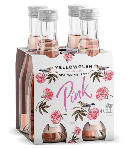 Pink  NV Piccolos (24 Bottle Case)